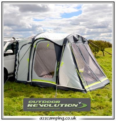 Outdoor Revolution Movelite Oxygen Duo Drive Away